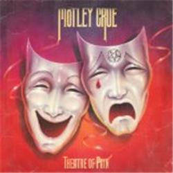 Cover Mötley Crüe - Theatre of Pain