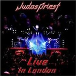 Cover Judas Priest - Live in London