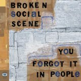 Cover di You Forgot It in People