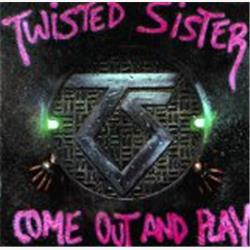 Cover Twisted Sister - Come Out and Play