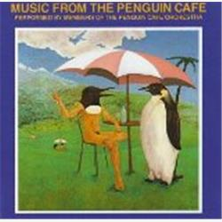 Cover di Music From the Penguin Cafe