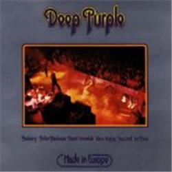 Cover Deep Purple - Made in Europe