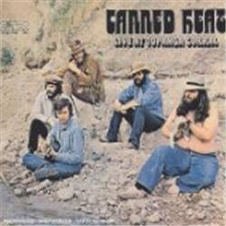 Cover Canned Heat - Live at Topanga Corral