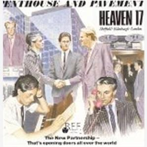 Cover Heaven 17 - Penthouse and Pavement