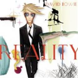 Cover David Bowie - Reality