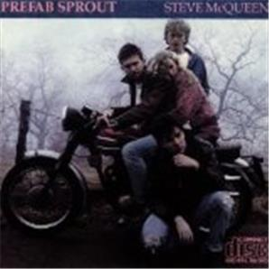 Cover Prefab Sprout - Steve McQueen