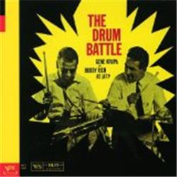 Cover Gene Krupa - The Drum Battle