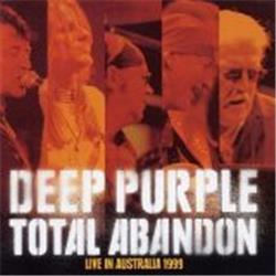 Cover Deep Purple - Total Abandon: Live in Australia