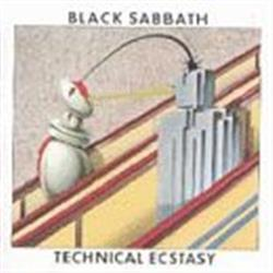Cover Black Sabbath - Technical Ecstasy