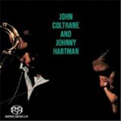 Cover John Coltrane - John Coltrane and Johnny Hartman
