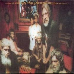 Cover Canned Heat - Historical Figures and Ancient Heads