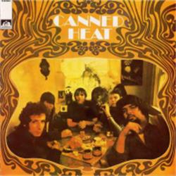Cover Canned Heat - Canned Heat