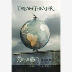 Cover Dream Theater - Chaos In Motion