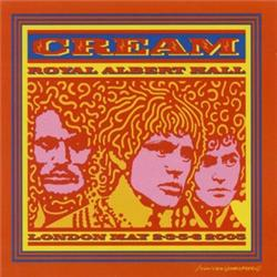 Cover Cream - Royal Albert Hall London May 2 3 5 6 2005