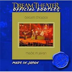 Cover Dream Theater - Made in Japan