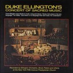 Cover Duke Ellington & His Orchestra - Duke Ellington's Concert of Sacred Music
