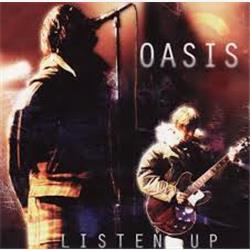 Cover Oasis - Listen Up