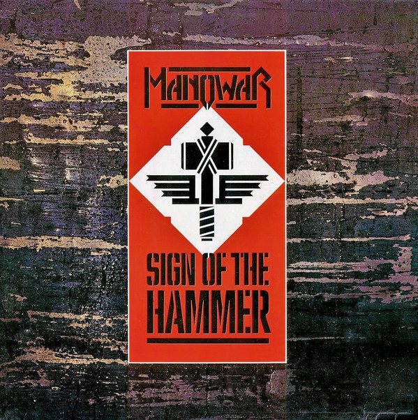 Cover di Sign of the Hammer