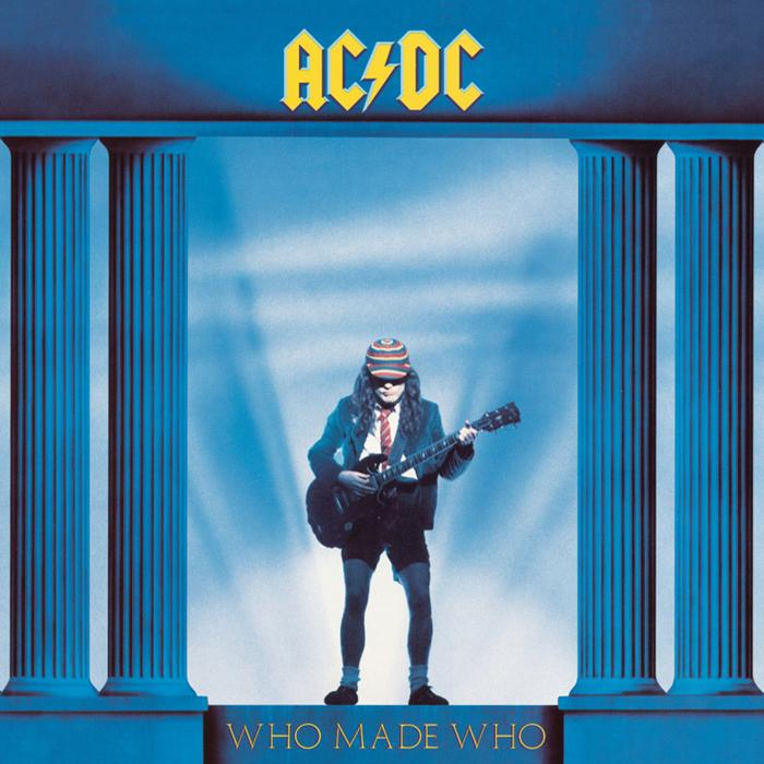 AC/DC -Who Made Who