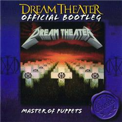 Cover Dream Theater - Master of Puppets
