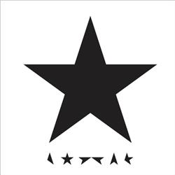 Cover David Bowie - Blackstar