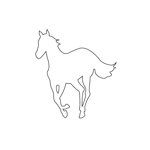 Cover di White Pony