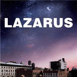 Cover David Bowie - Lazarus cast album