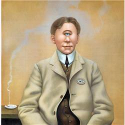 Cover King Crimson - Radical Action (To Unset the Hold of the Monkey Mind)