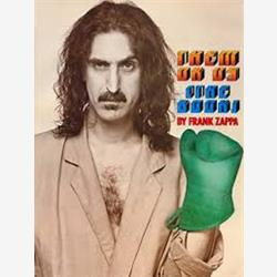 Cover Frank Zappa - Them Or Us (The Book)