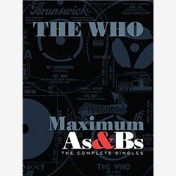Cover The Who - MAXIMUM AS & BS : THE COMPLETE SINGLES