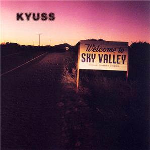 Cover Kyuss - Welcome to Sky Valley