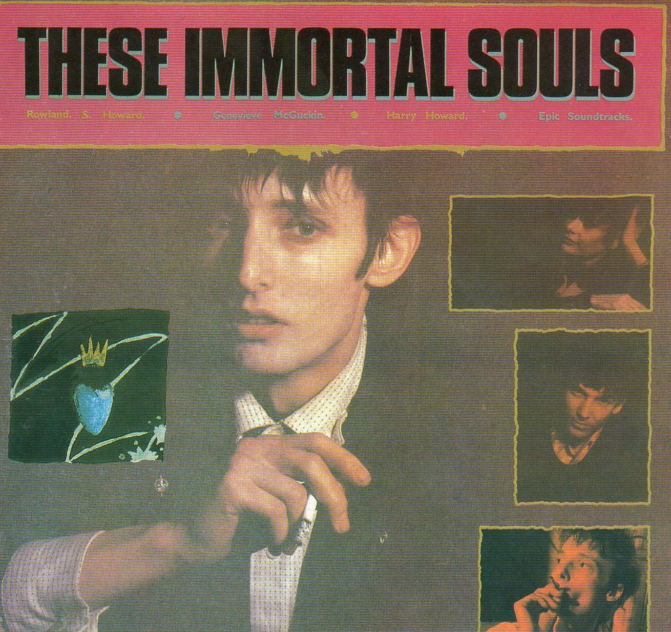 These Immortal Souls -Get Lost (Don't Lie!)