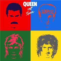 Cover Queen - Hot Space