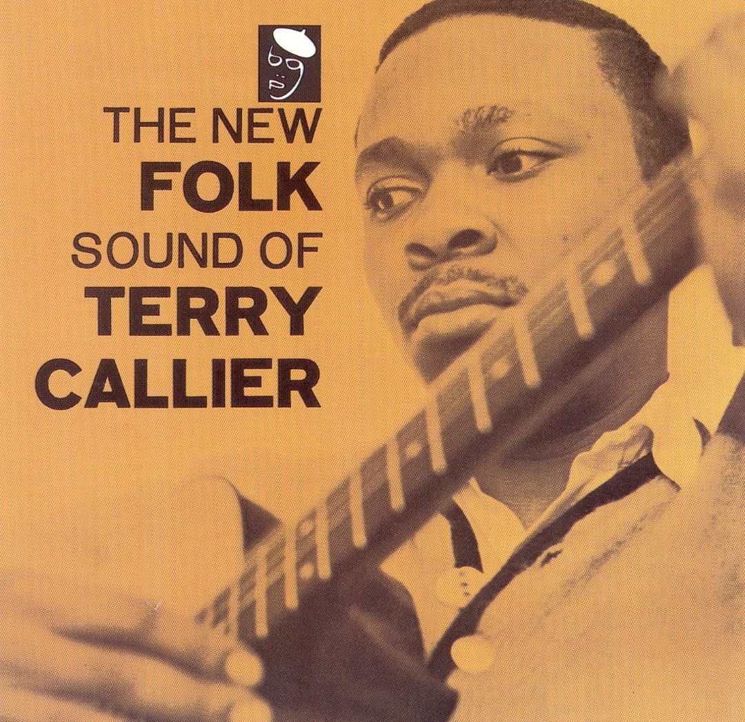 Cover di The New Folk Sound of Terry Callier