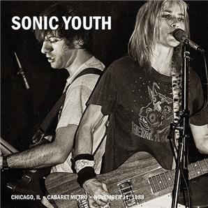 Cover Sonic Youth - 1988-11-05: Bright: Metro Club, Chicago, IL, USA