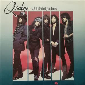 Cover The Quireboys - A Bit of What You Fancy