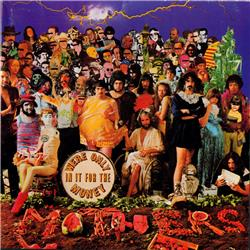 Cover Frank Zappa - We're Only in It for the Money / Lumpy Gravy