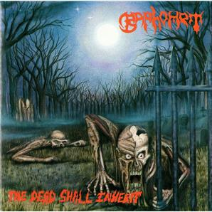 Cover Baphomet - The Dead Shall Inherit