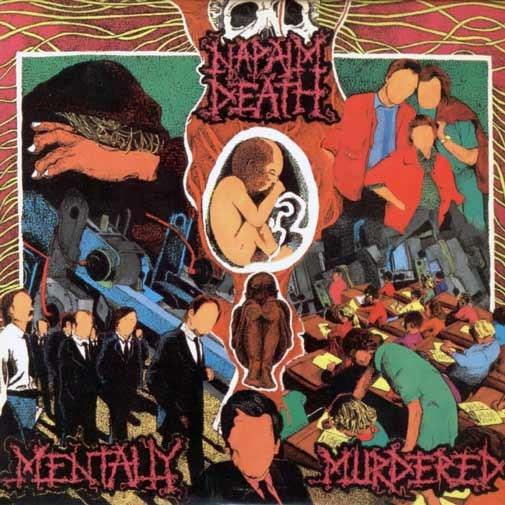 Cover di Mentally Murdered
