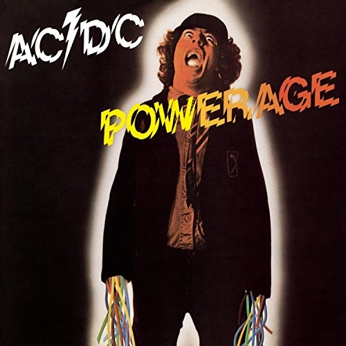 Cover di Powerage