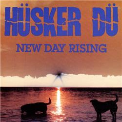 Cover Hüsker Dü - New Day Rising