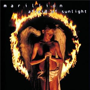 Cover Marillion - Afraid of Sunlight