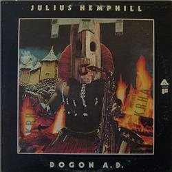 Cover Julius Hemphill - Dogon A.D.