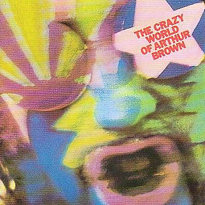 Cover di The Crazy World of Arthur Brown