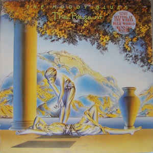 The Moody Blues -The Present