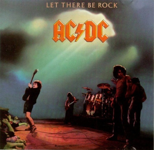 Ac/Dc -Let There Be Rock