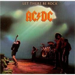 Cover di Let There Be Rock