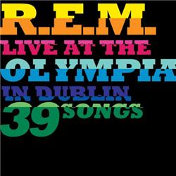 Cover R.E.M. - Live at the Olympia