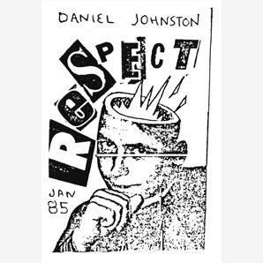 Cover Daniel Johnston - Respect