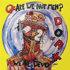 Cover Claw Hammer - Q: Are We Not Men? A: We Are NOT Devo!